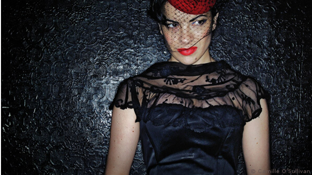 Muilti-Talented Camille O'Sullivan Returns to the Irish Arts Center