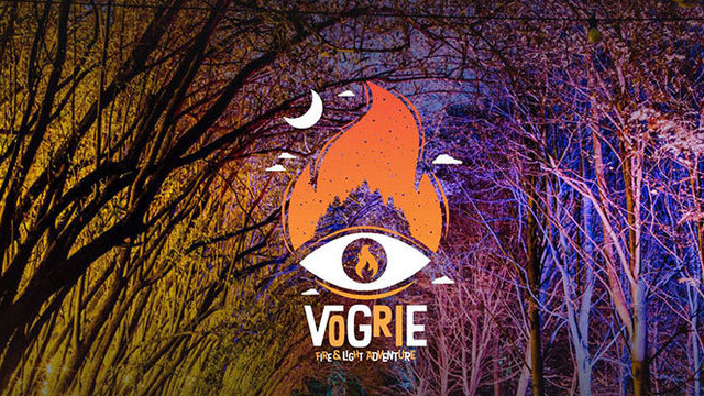 Vogrie Fire & Light Walk