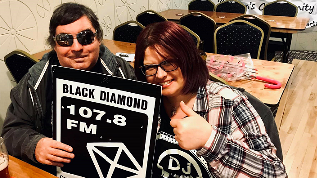 Black Diamond FM's Charity Race Night
